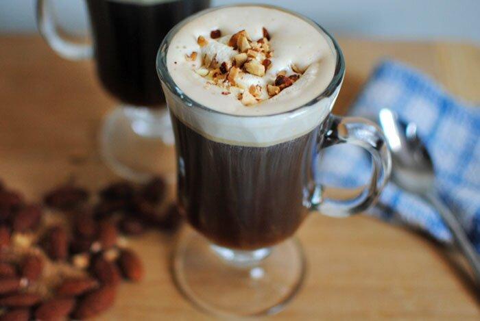 кофе амаретто. рецепты
