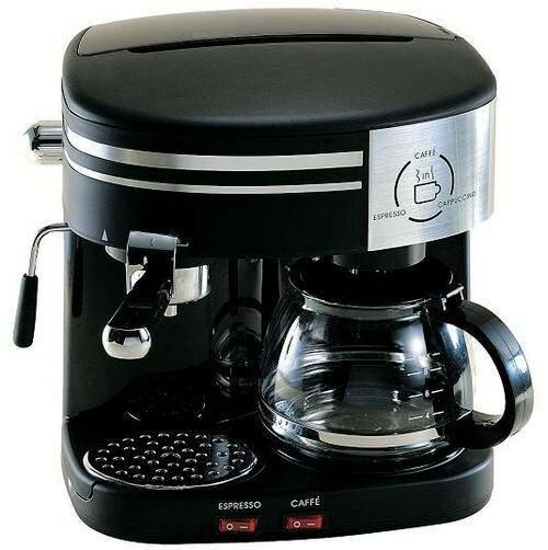 выбор кофеварки. комбинированная кофеварка