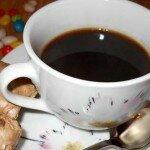 Кофе с имбирем.