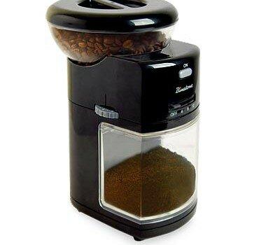 контроль помола кофемолок
