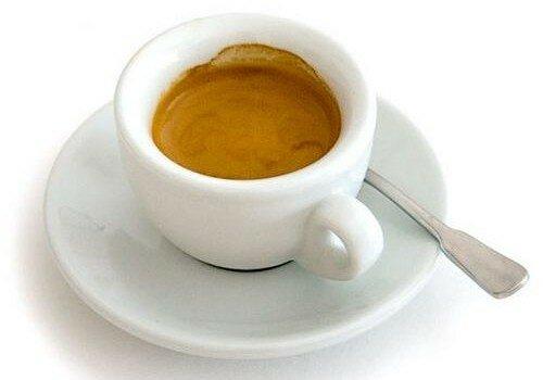 рецепт кофе ристретто