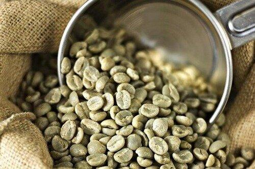 польза зеленого кофе