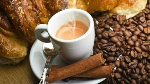 рецепты кофе с корицей