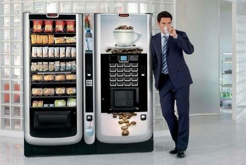 вендиновый кофейный автомат