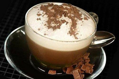 рецепт кофе по-королевски