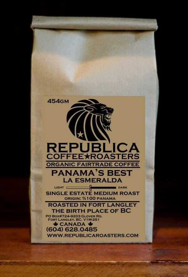Кофе Гасианда ла Есмеральда