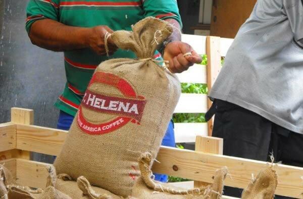 Кофе с острова Святой Елены