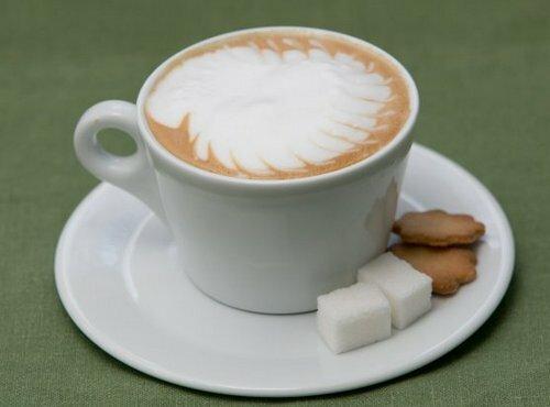 рецепт кофе капучино