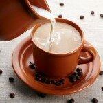 Калорийность кофе.