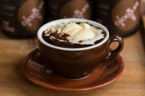 кофе с ромом фарисей