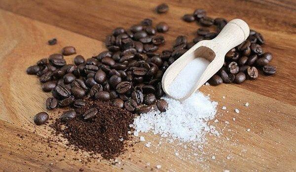 Кофе с солью
